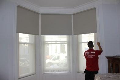 Portfolio Curtain Tracks Amp Blinds Fitting Services Bay