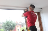 Fitting roller blinds in west london