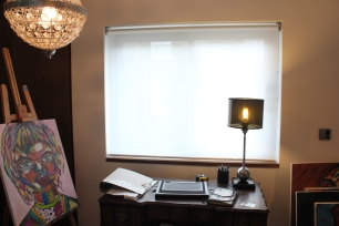 roller blinds for office
