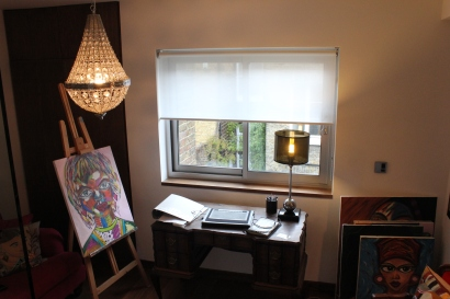 office blinds fitted