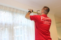 curtain fitting services west london