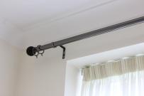 metal pole fitters