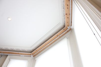 bay window curtain track fitters south west london