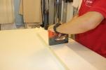 Making a pelmet