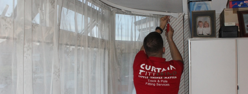 Curtain Rails CURTAIN INSTALLATION SERVICE EXPERT TRACK FITTERS