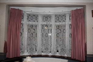 curtain rail fitted by FITT ERIND
