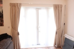 Curtains fitting service by FITT ERIND