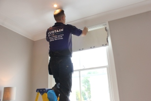 Roman Blind fitters Fulham London